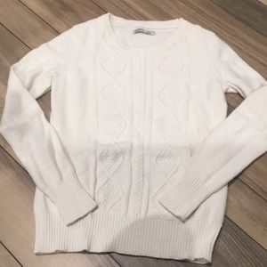 Old Navy Ivory Sweater